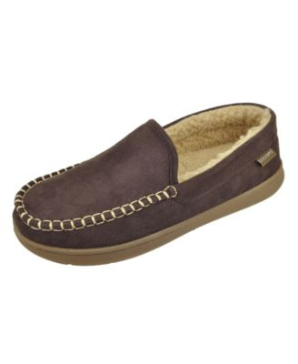 Moccasin Slippers with Memory Foam
