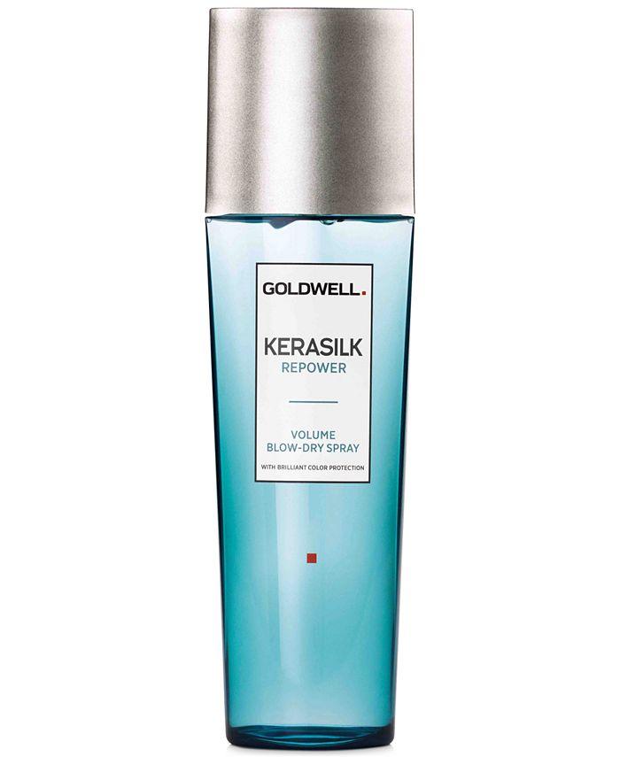 Goldwell - Kerasilk Repower Volume Blow-Dry Spray, 4.2-oz.