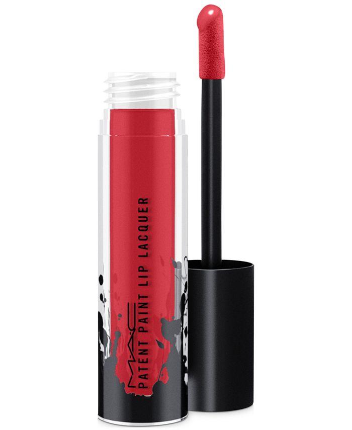 MAC - Patent Paint Lip Lacquer