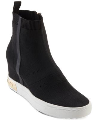 DKNY Cali Wedge Sneakers \u0026 Reviews
