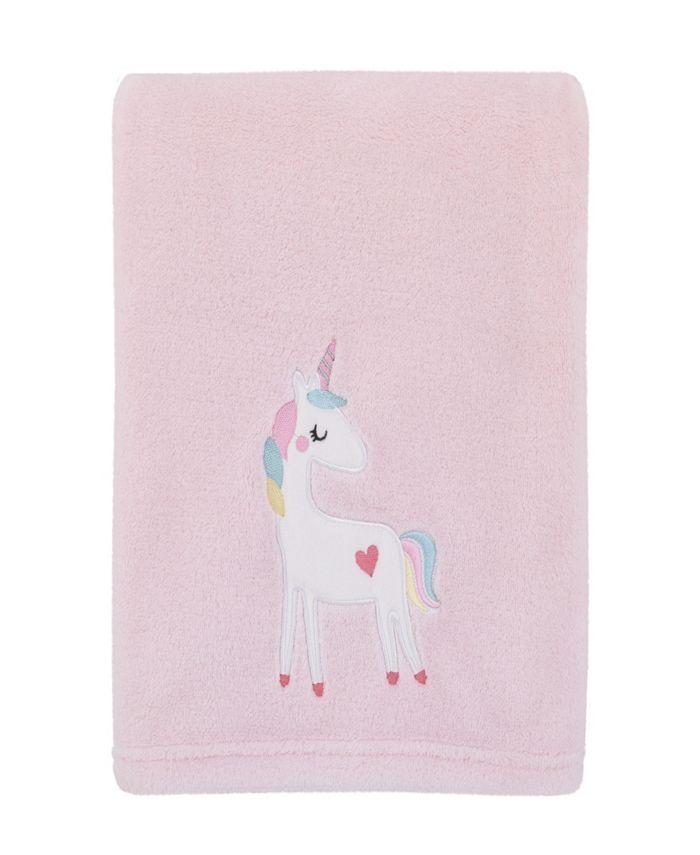 NoJo - Little Love by Nojo Rainbow Unicorn Baby Blanket
