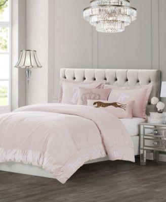 Velvet 3-Piece King Comforter Set