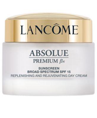 Absolue Premium Bx SPF 15 Moisturizer Cream and Sunscreen Lotion, 2.6 oz.