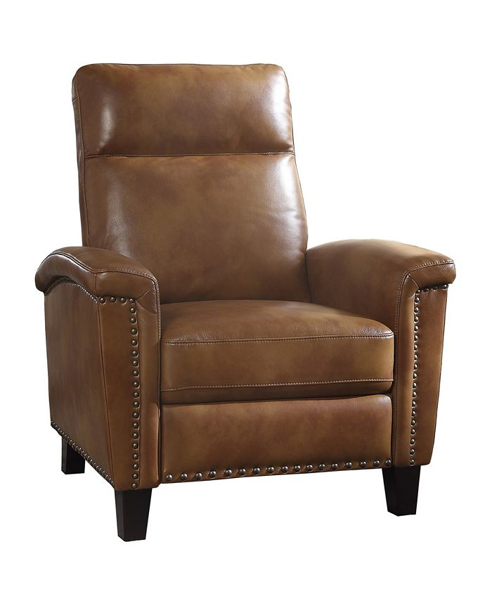 Furniture - Selles Pull Back Recliner, Quick Ship