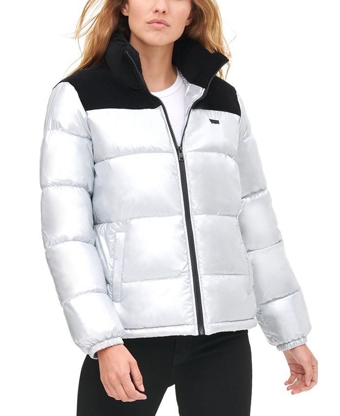 Levi's - Pearlized Puffy Jacket