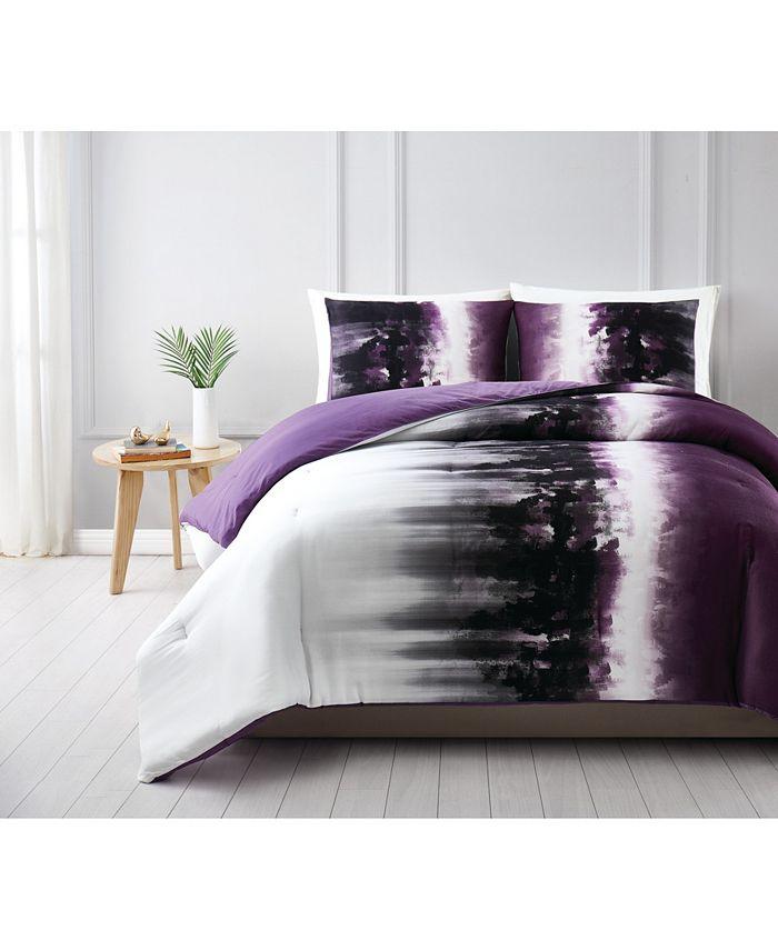 Vince Camuto Home Mirrea, Twin Long Bedding