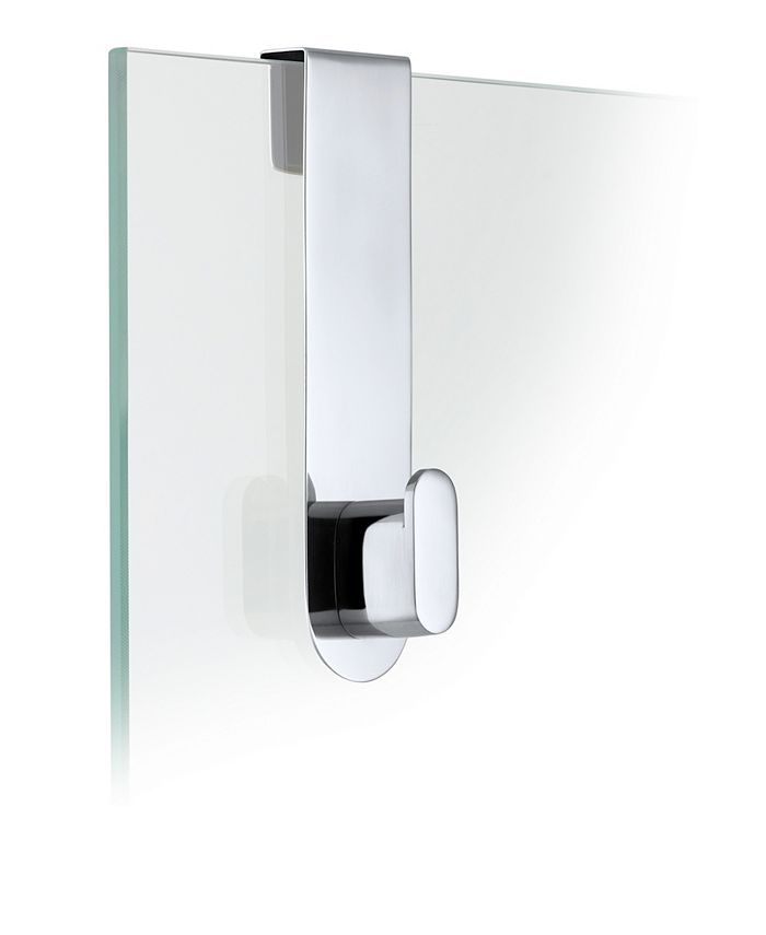 blomus - Glass Door Shower Hook - Polished - Areo