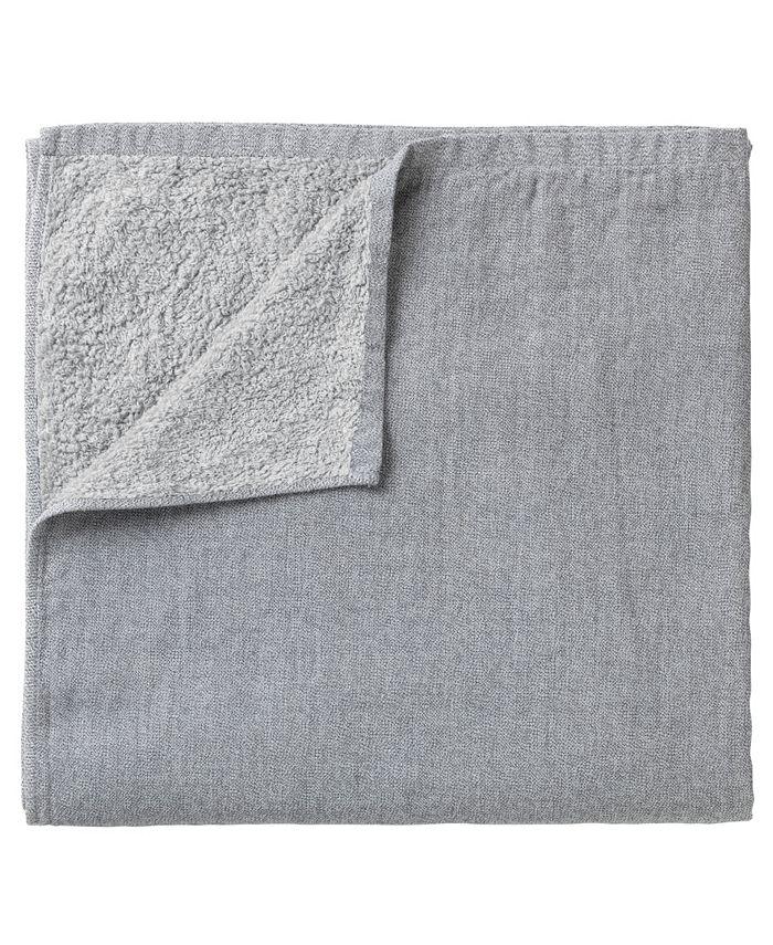 blomus - Melange Reversible Bath Towel