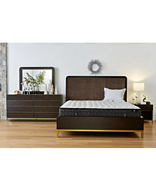 """Hotel Collection by Aireloom Coppertech 13"""" Plush Mattress Set- Queen Split, Created for Macy's"""