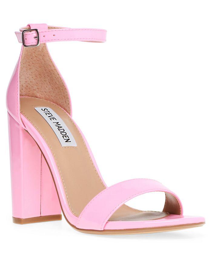 Steve Madden - Women's Carrson Ankle-Strap Dress Sandals