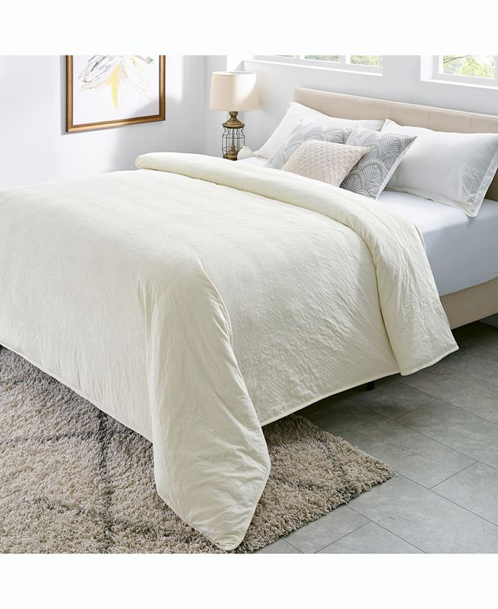 BlanQuil - Royale Weighted Comforter, Queen