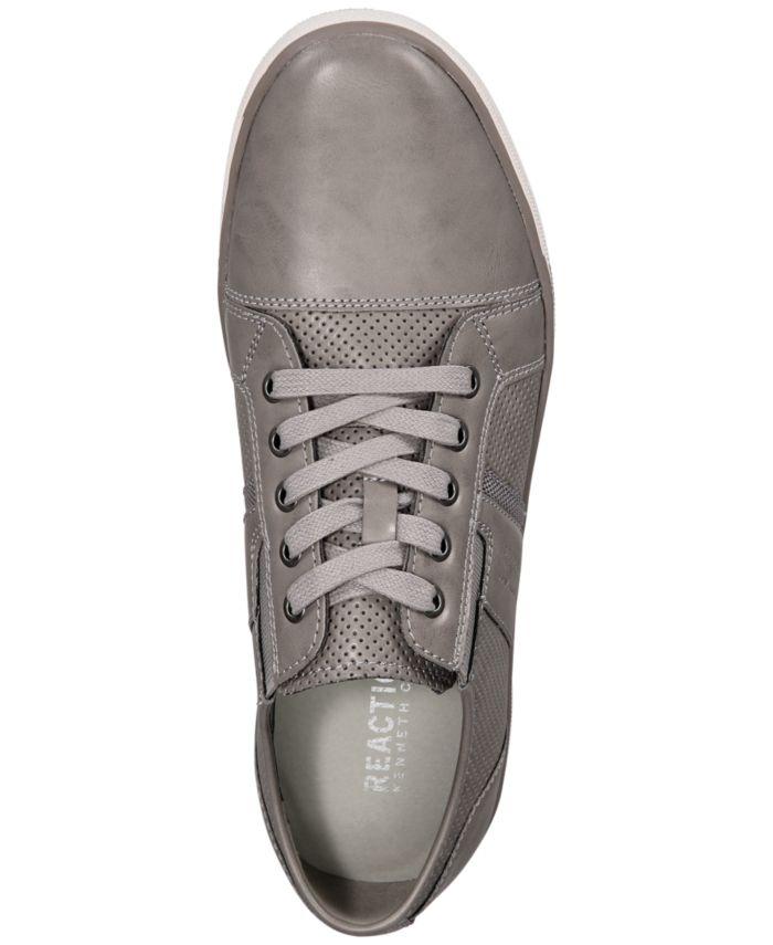 Kenneth Cole Reaction Men's Shiny Crown Sneakers & Reviews - All Men's Shoes - Men - Macy's