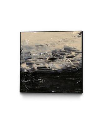 """30"""" x 30"""" Dynamics IV Art Block Framed Canvas"""