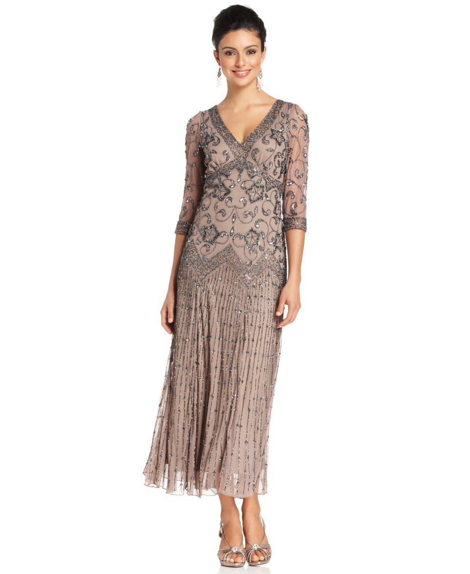 MICHAEL Michael Kors Dress, Long Sleeve Printed Belted Shirt Dress   Dresses   Women