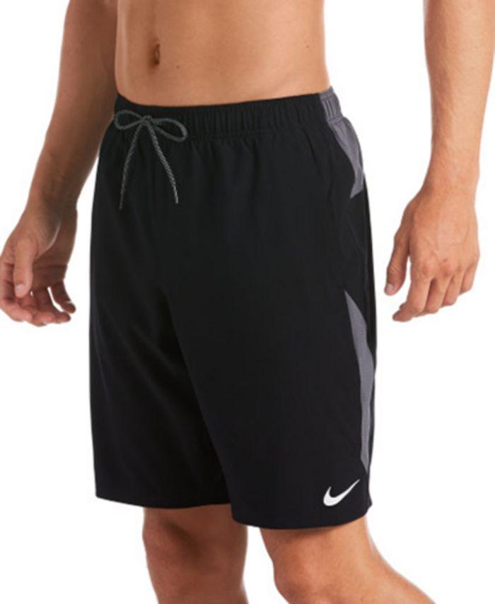 bolígrafo Tigre Interacción  Nike Men's Contend Water-Repellent Colorblocked 9