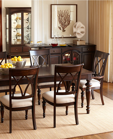 Bradford Dining Room Furniture Furniture Macy 39 S