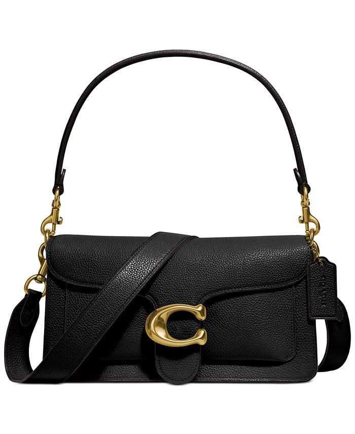 COACH - Tabby Leather Shoulder Bag 26