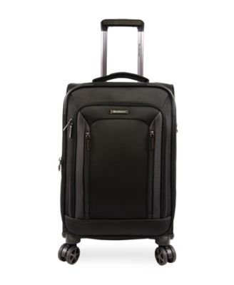 "Elswood 21"" Softside Carry-On Luggage with Charging Port"