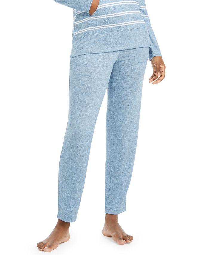 Alfani - Solid Pajama Pants