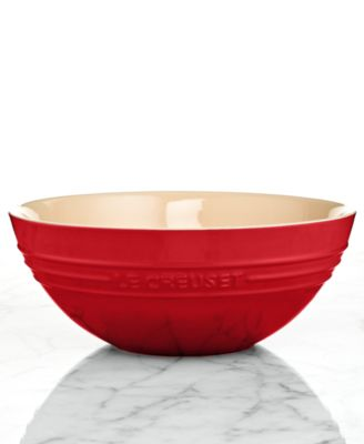 Le Creuset Large Enameled Bowl