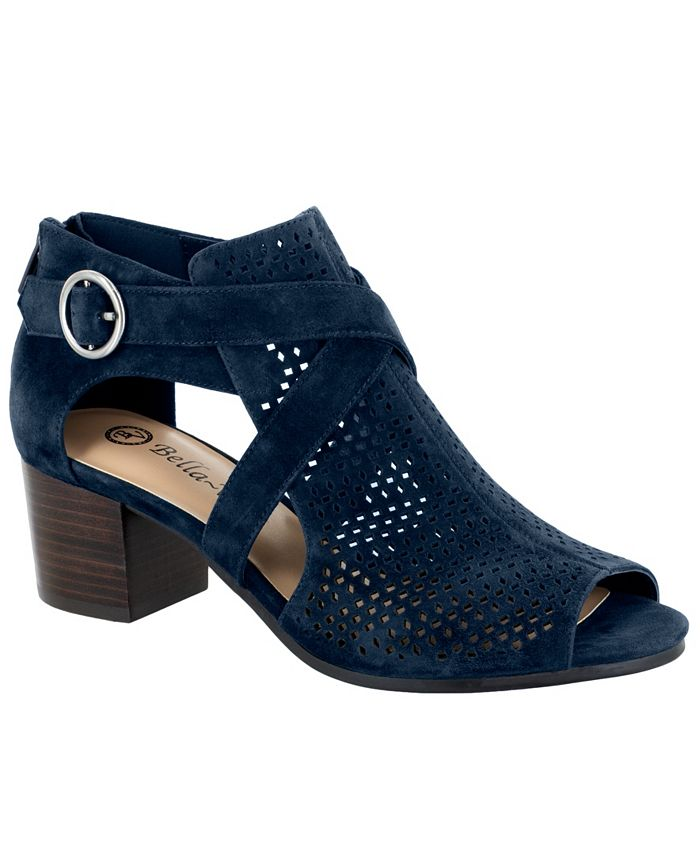 Bella Vita - Delaney Block Heel Sandals