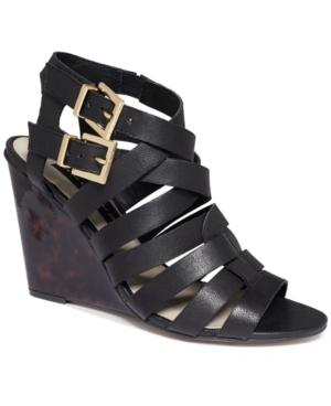 STEVEN by Steve Madden Shoes Midori Wedge Sandals Womens Shoes