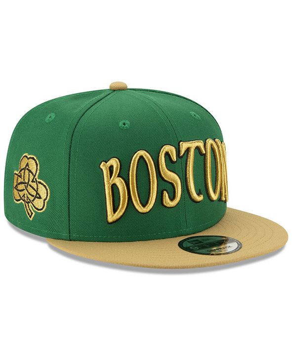 New Era Boston Celtics City Series 9FIFTY Cap