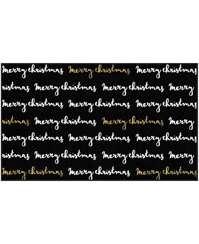 """Mohawk - Merry Wishes Accent Rug, 30"""" x 50"""""""