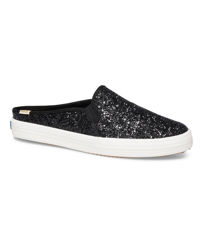 kate spade new york - Double Decker Glitter Sneakers