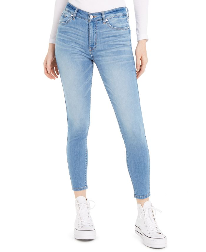 Celebrity Pink - Juniors' Skinny Ankle Jeans