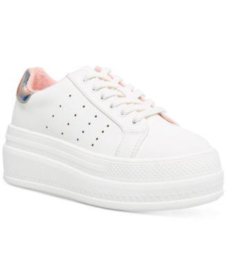 Madden Girl Cheer Flatform Sneakers