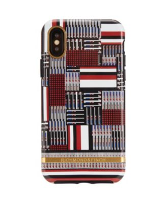 Richmond&Finch Case for iPhone X and Xs