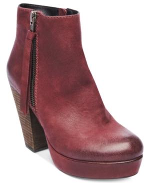 Steve Madden Boots Reduxx Platform Booties Womens Shoes