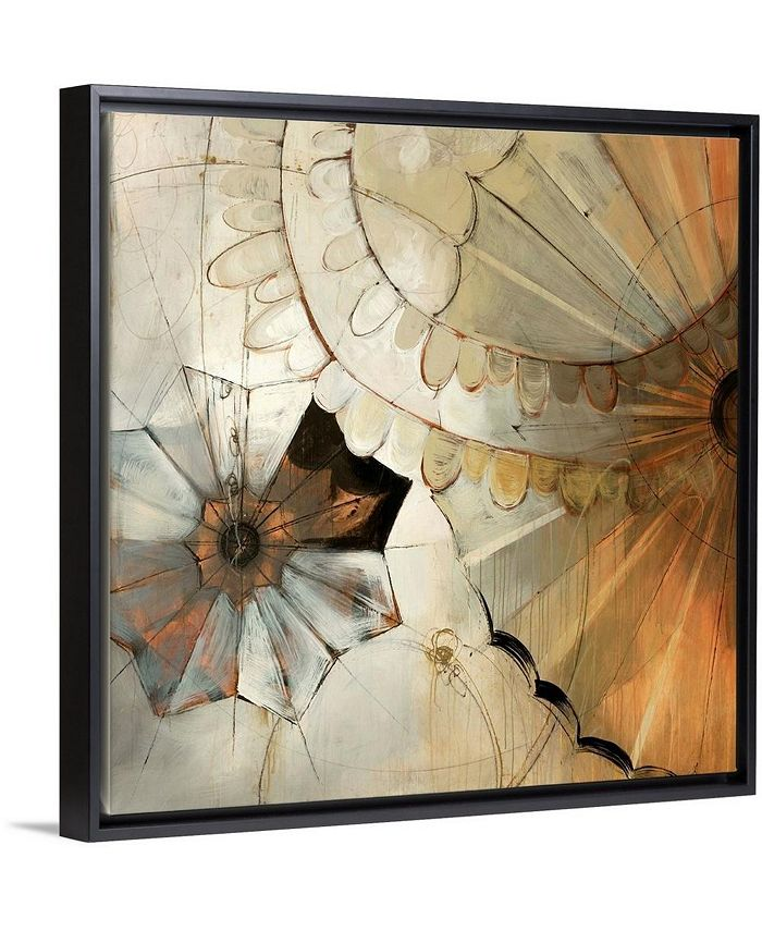 """GreatBigCanvas - 16 in. x 16 in. """"Nick of Time"""" by  Kari Taylor Canvas Wall Art"""