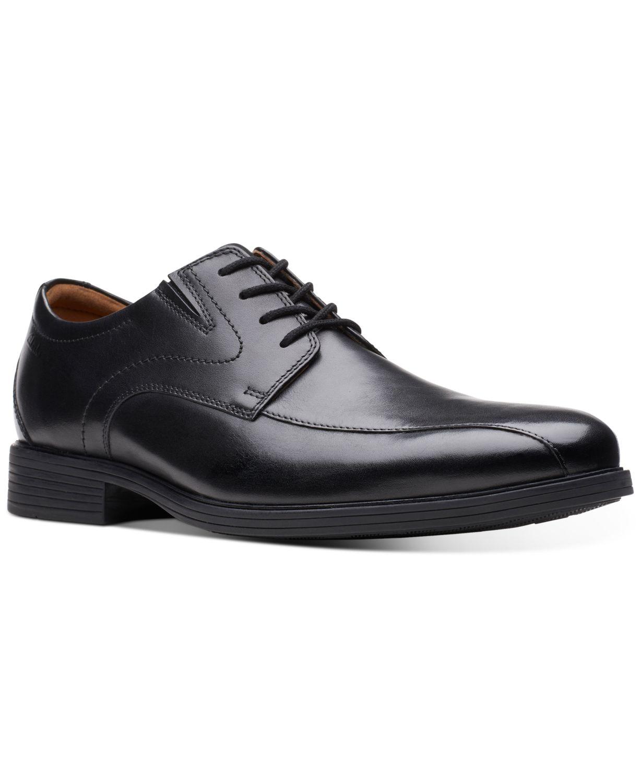 Clarks Men's Whiddon Pace Oxfords & Reviews - All Men's Shoes - Men - Macy's