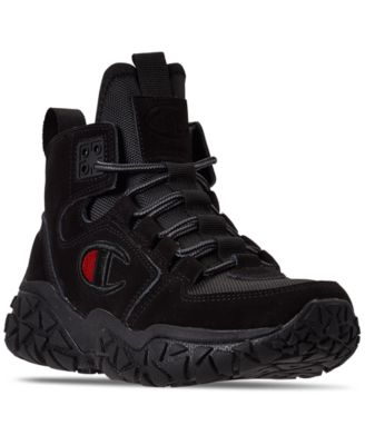 Tank Grid Mid Athletic Sneaker Boots