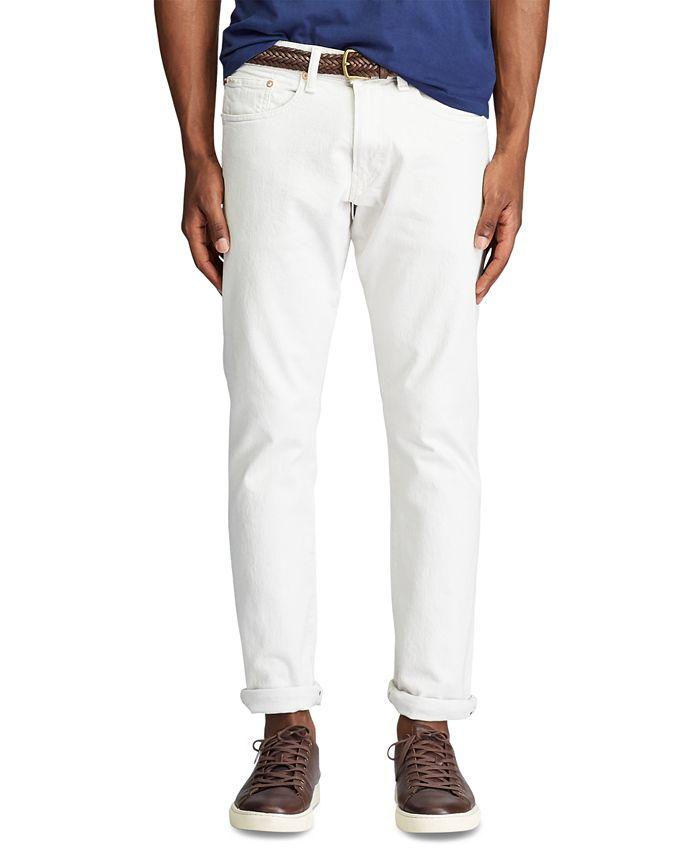 Polo Ralph Lauren - Men's Varick Slim Straight Jeans
