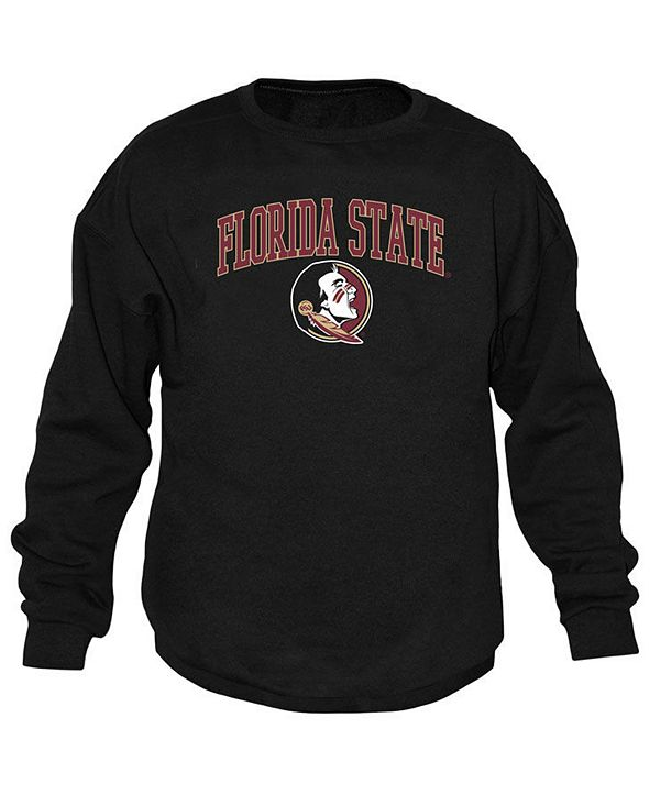 Top of the World Men's Florida State Seminoles Midsize Crew Neck Sweatshirt