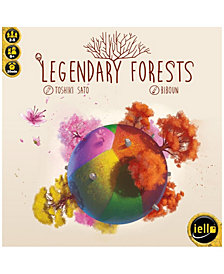 IELLO Legendary Forests Board Game