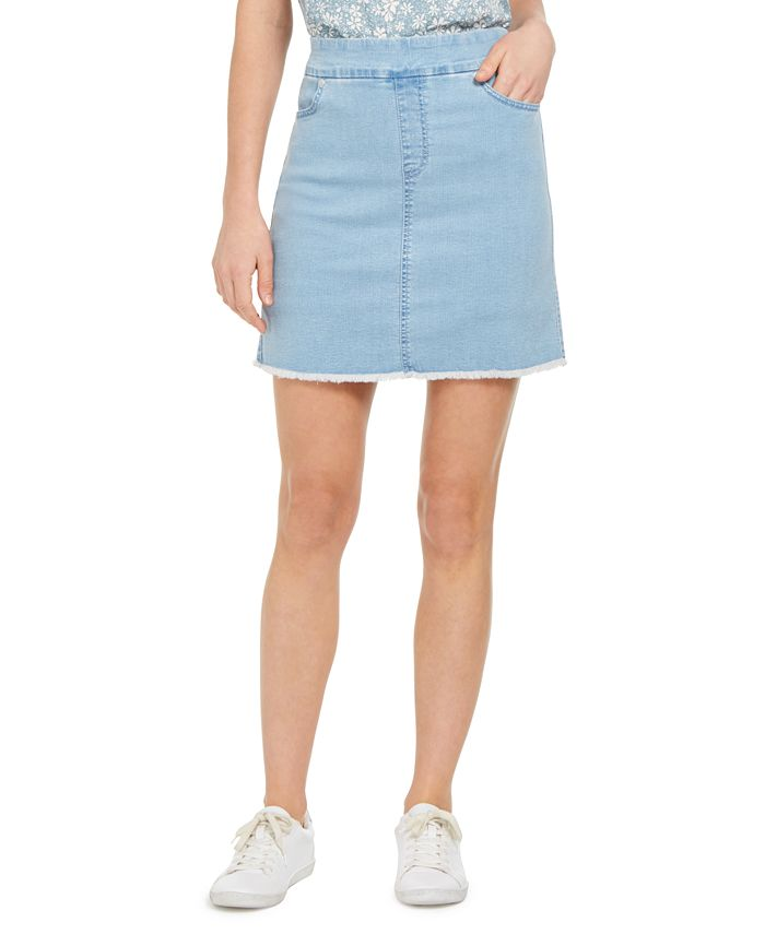 Style & Co - Pull-On Skort, Created For Macy's