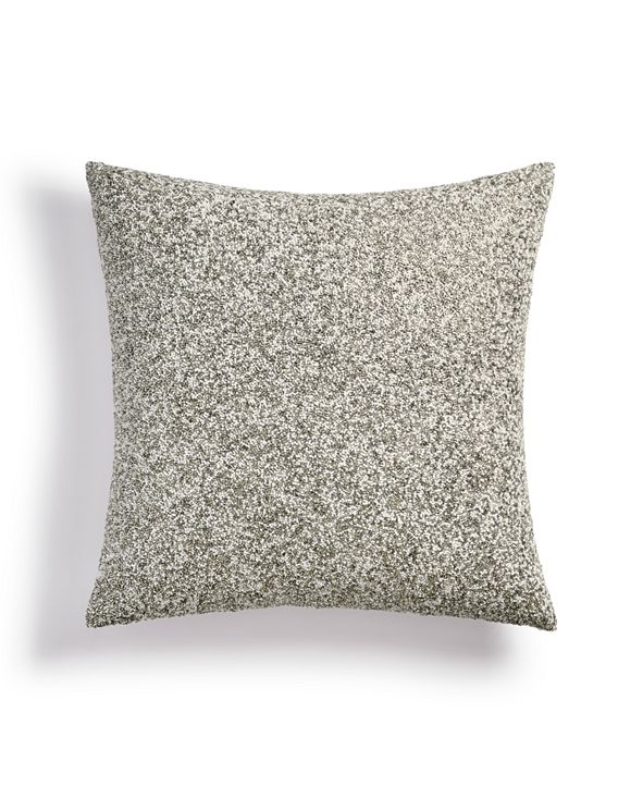 "Hotel Collection Primativa 16""X16"" Decorative Pillow, Created for Macy's"