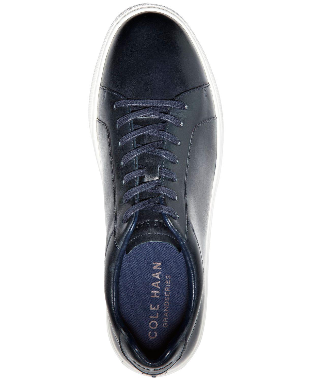 Cole Haan Men's Grand Series Jensen Sneakers & Reviews - All Men's Shoes - Men - Macy's