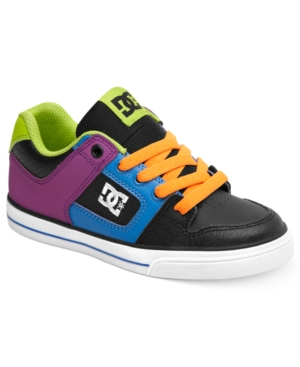 DC Shoes Kids Shoes Boys or Little Boys Pure Sneakers