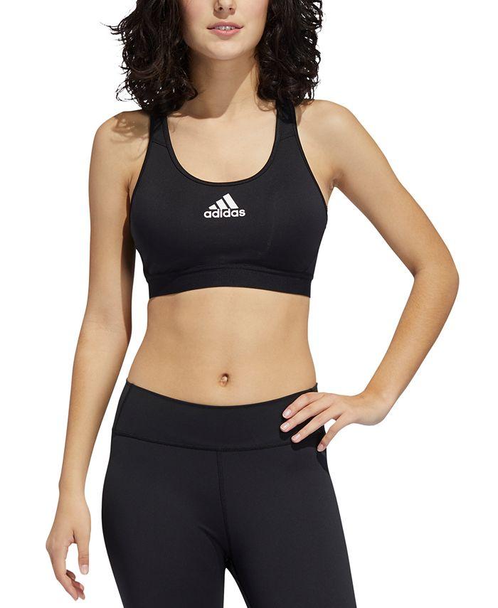 adidas - Don't Rest Racerback Medium-Support Sports Bra