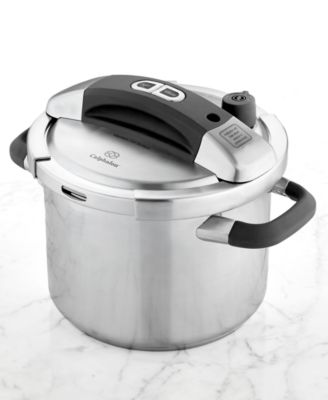 Calphalon Stainless Steel 6 Qt. Pressure Cooker