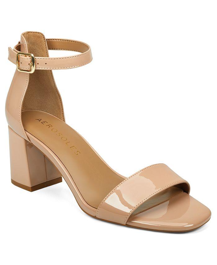 Aerosoles - Elba Block Heel Dress Sandals