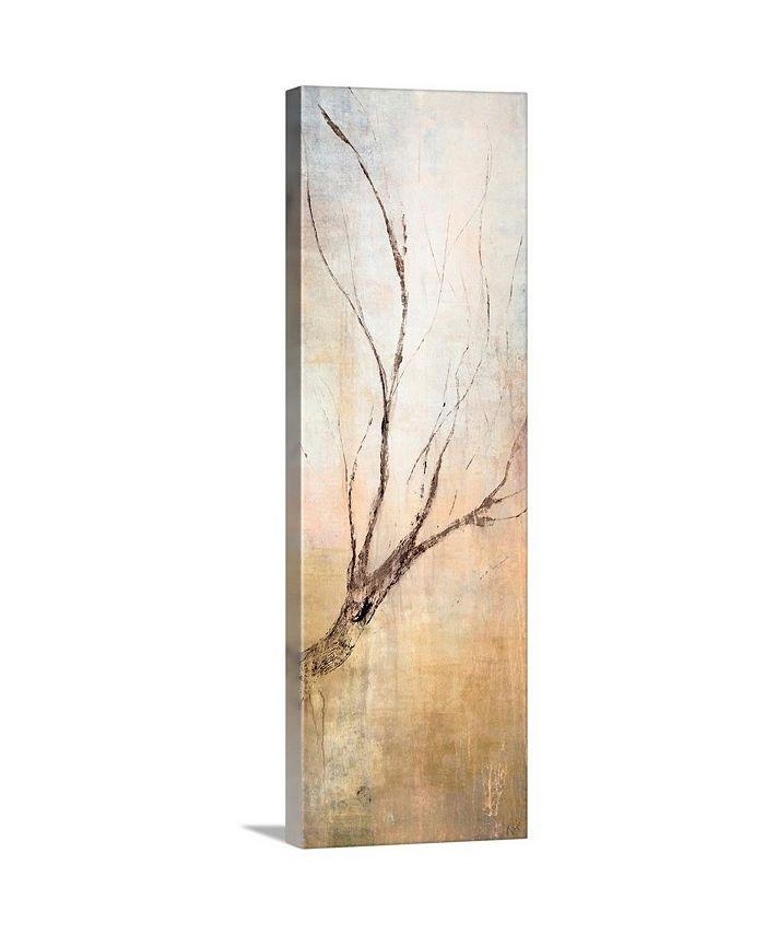 "GreatBigCanvas - 12 in. x 36 in. ""Seasons II"" by  Kari Taylor Canvas Wall Art"
