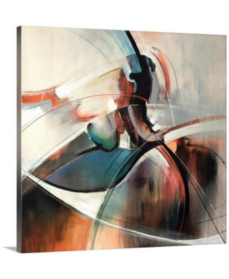 """16 in. x 16 in. """"Mixture"""" by  Sydney Edmunds Canvas Wall Art"""