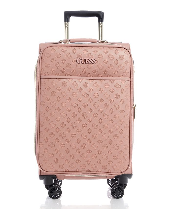 "GUESS - Fashion Travel - Janelle 20"" 8-wheeler in Rosewood"