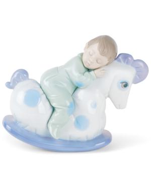 Nao by Lladro Collectible Figurine, Rock Me To Sleep